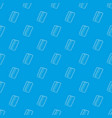 gadget matrix screen deffect pattern vector image
