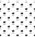 hazelnut pattern seamless vector image
