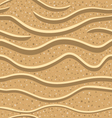 Sand seamless pattern 2 vector image