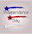 happy 4th of july american independence day vector image vector image