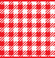 checkered retro background for menu design vector image