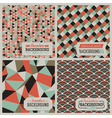 Retro-styled seamless patterns vector | Price: 1 Credit (USD $1)