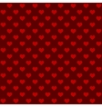 Seamless Retro Style Pattern with Hearts vector image vector image