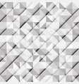abstract gray triangle and square in grey or vector image vector image
