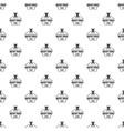 designer tool pattern seamless vector image vector image