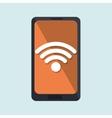 smartphone business design vector image