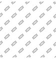 candy pattern seamless vector image vector image