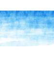 dark blue watercolor splash background eps10 vector image
