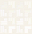 seamless pattern stripes abstract vector image vector image