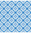 vintage seamless pattern in portugal style azulejo vector image vector image