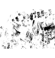 Abstract black sponge stains texture Design for vector image vector image