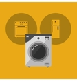 home electronic appliances image vector image