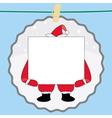 Christmas Card8 vector image vector image