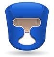 boxing helmet vector image