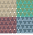 Modern Pattern Set vector image