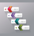 business design template option banners can vector image vector image