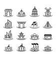 building pack vector image