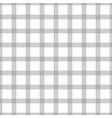 seamless tartan pattern grey kilt fabric texture vector image vector image