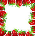 StrawberryFrame vector image