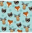 Animal icon set design vector image