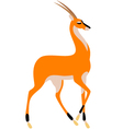 antelope vector image vector image