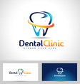 dentist dental vector image vector image