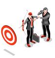 Ambitious business change 18 Job Ambitions concept vector image