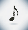 Knot Note vector image vector image