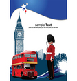 London images vector image vector image