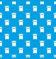 children slider pattern seamless blue vector image