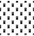oil petrol barrel pattern seamless vector image