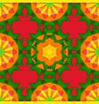 oriental motifs spiritual and ritual symbol of vector image