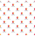 creative idea mind pattern seamless vector image vector image