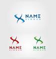 diabolo logo fully editable vector image vector image