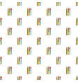pens pencil pattern seamless vector image vector image