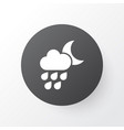 deluge icon symbol premium quality isolated heavy vector image vector image