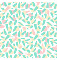 hipster blots seamless pattern vector image vector image