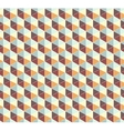 mosaic pattern - seamless background vector image vector image