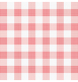 Picnic cloth vector image