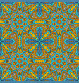 Seamless colorful background ethnic motives