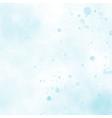 blue watercolor splash square background eps10 vector image vector image