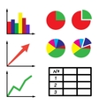 Set of information icons vector image vector image