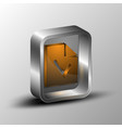 3d of document symbol vector image vector image