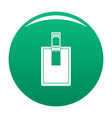 key connector icon green vector image vector image
