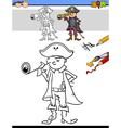 preschool task for children vector image vector image