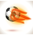 Fire Flaming Soccer Ball