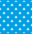 fresh juice pattern seamless blue vector image vector image