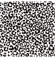 leopard skin seamless pattern cheetah jaguar vector image vector image