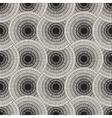 Seamless Mosaic Pavement Pattern vector image
