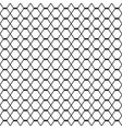 geometric seamless grating background vector image vector image